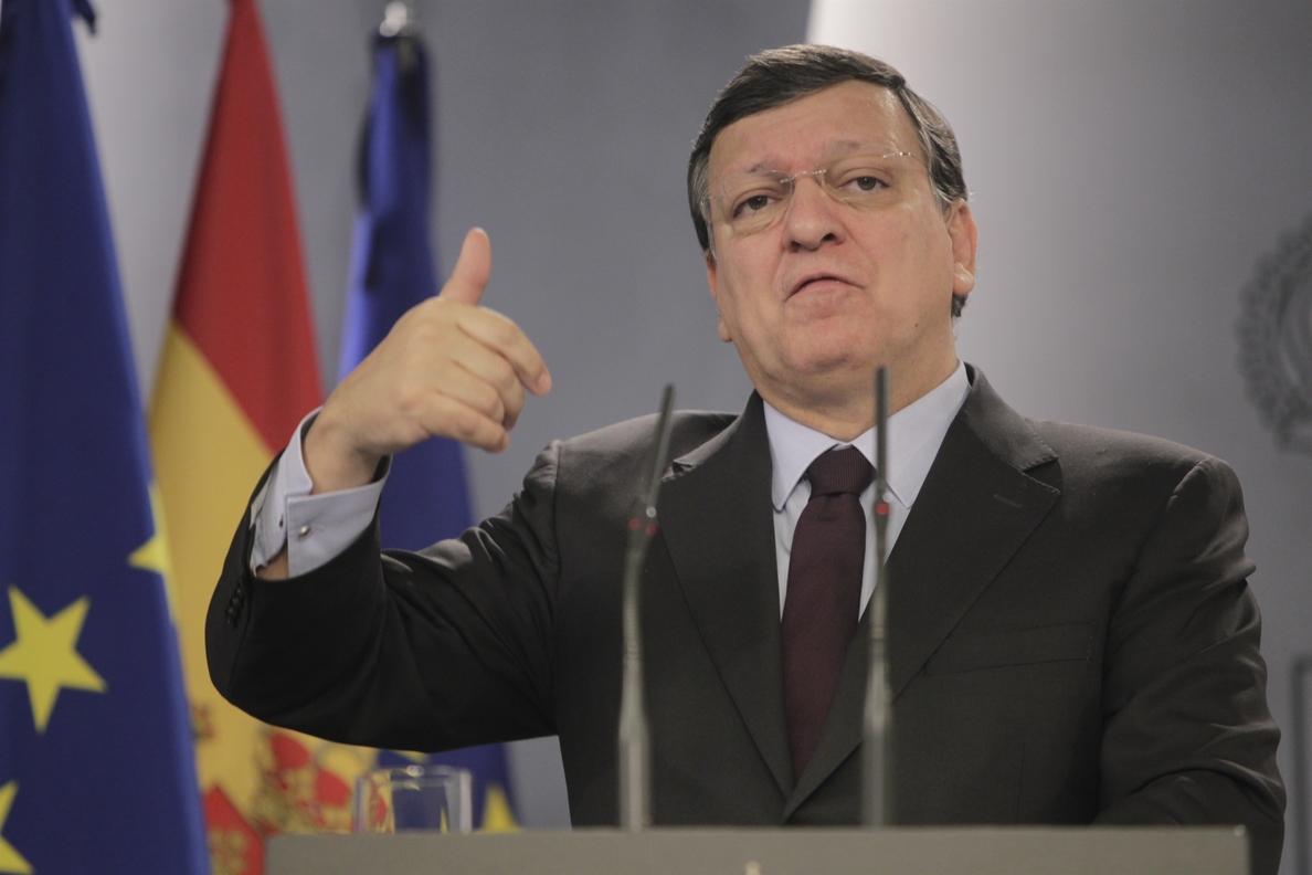 Barroso visita este jueves Alicante y se reúne con Rajoy en Madrid
