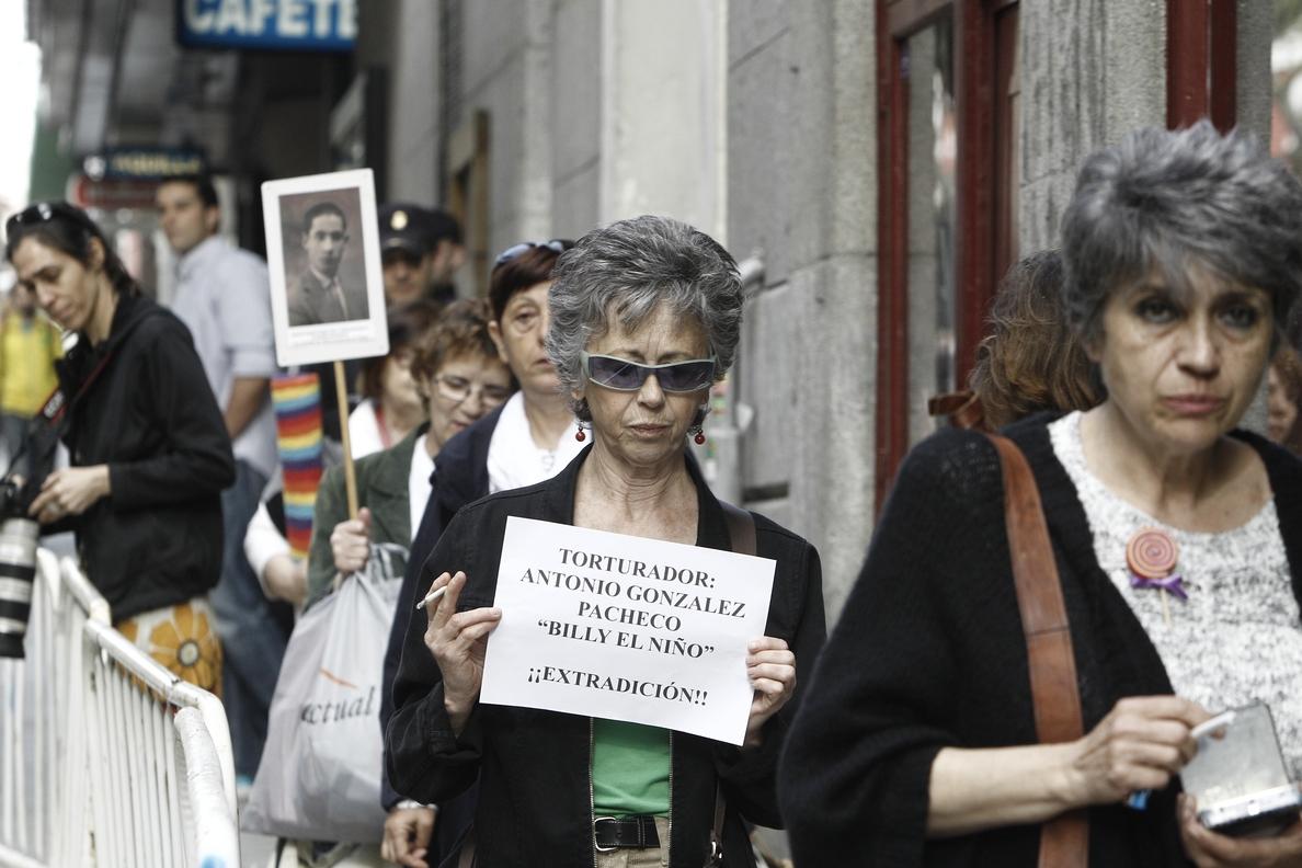 »Billy el Niño» se opone a ser entregado a Argentina y a que su rostro sea grabado por sufrir «amenazas»