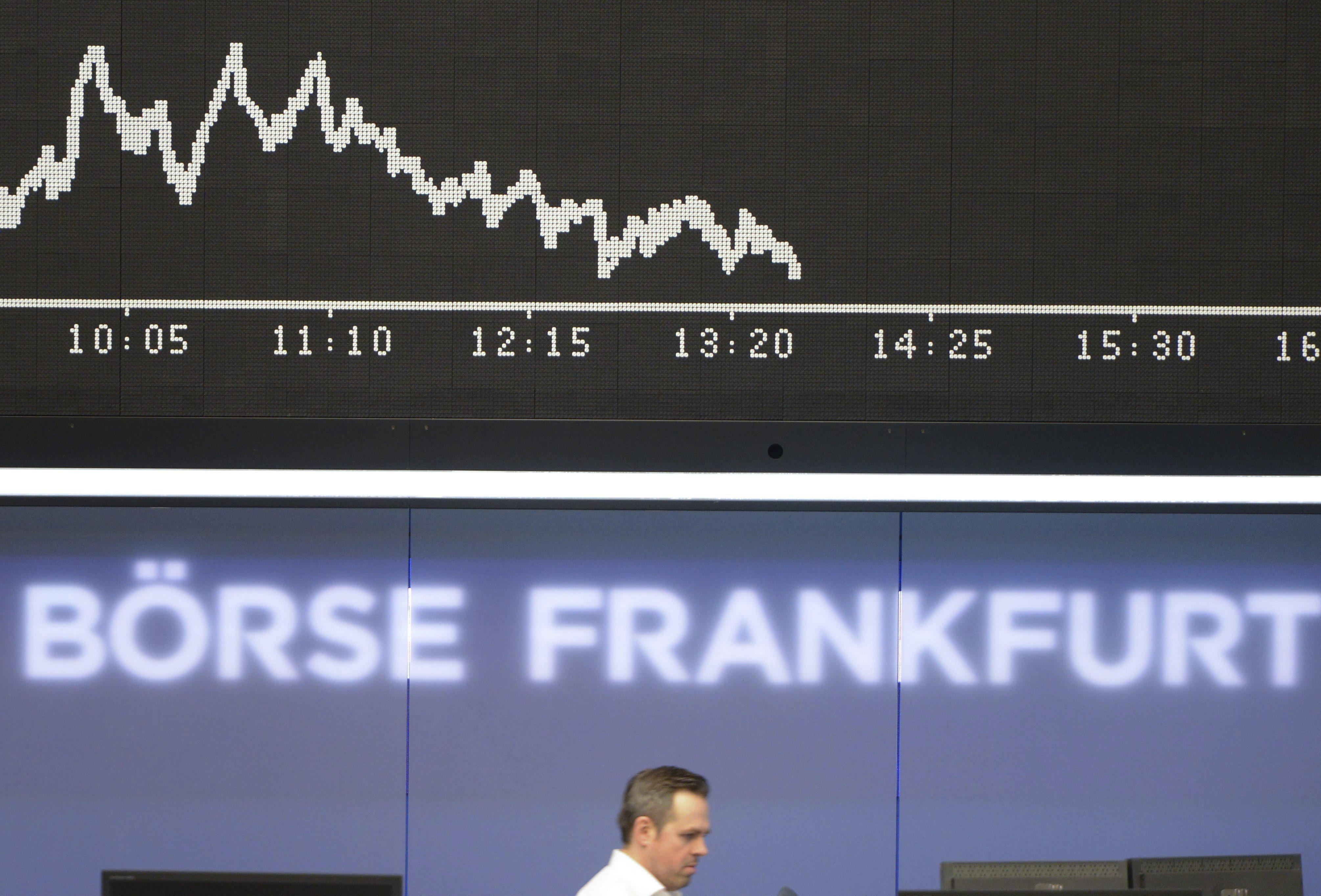 La Bolsa de Fráncfort sube un 0,62 por ciento en la apertura