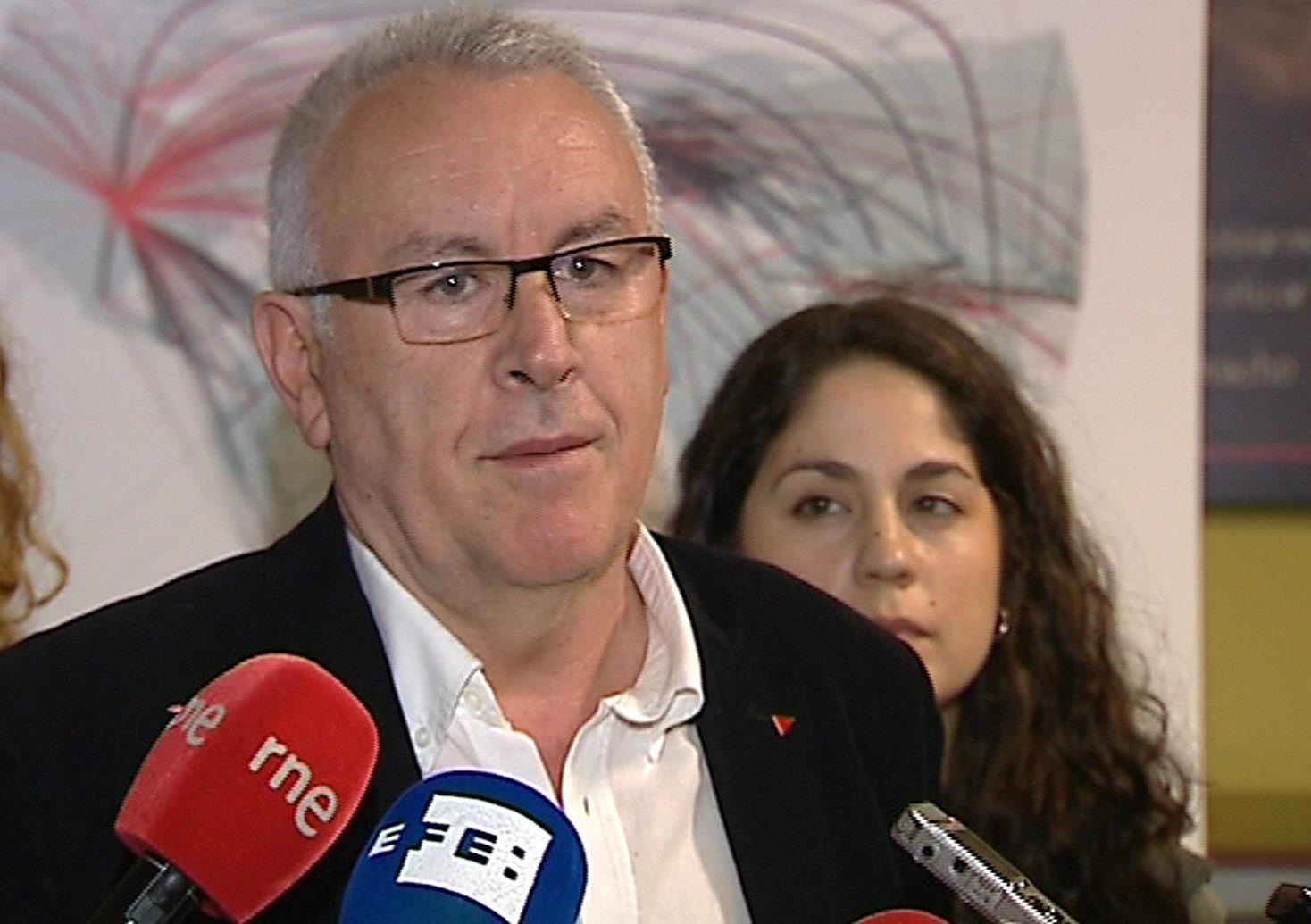 IU asegura que «no peligra» el pacto de Gobierno con el PSOE en Andalucía
