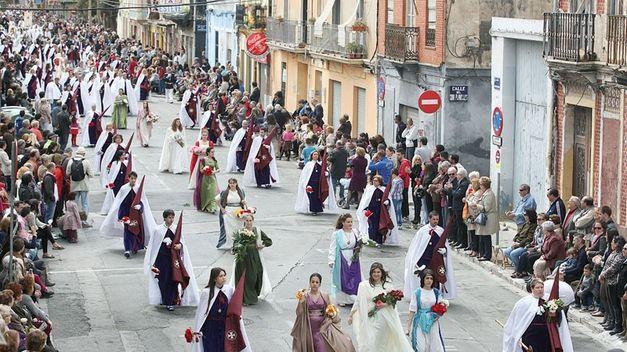Desfile de Resurrección, Valencia