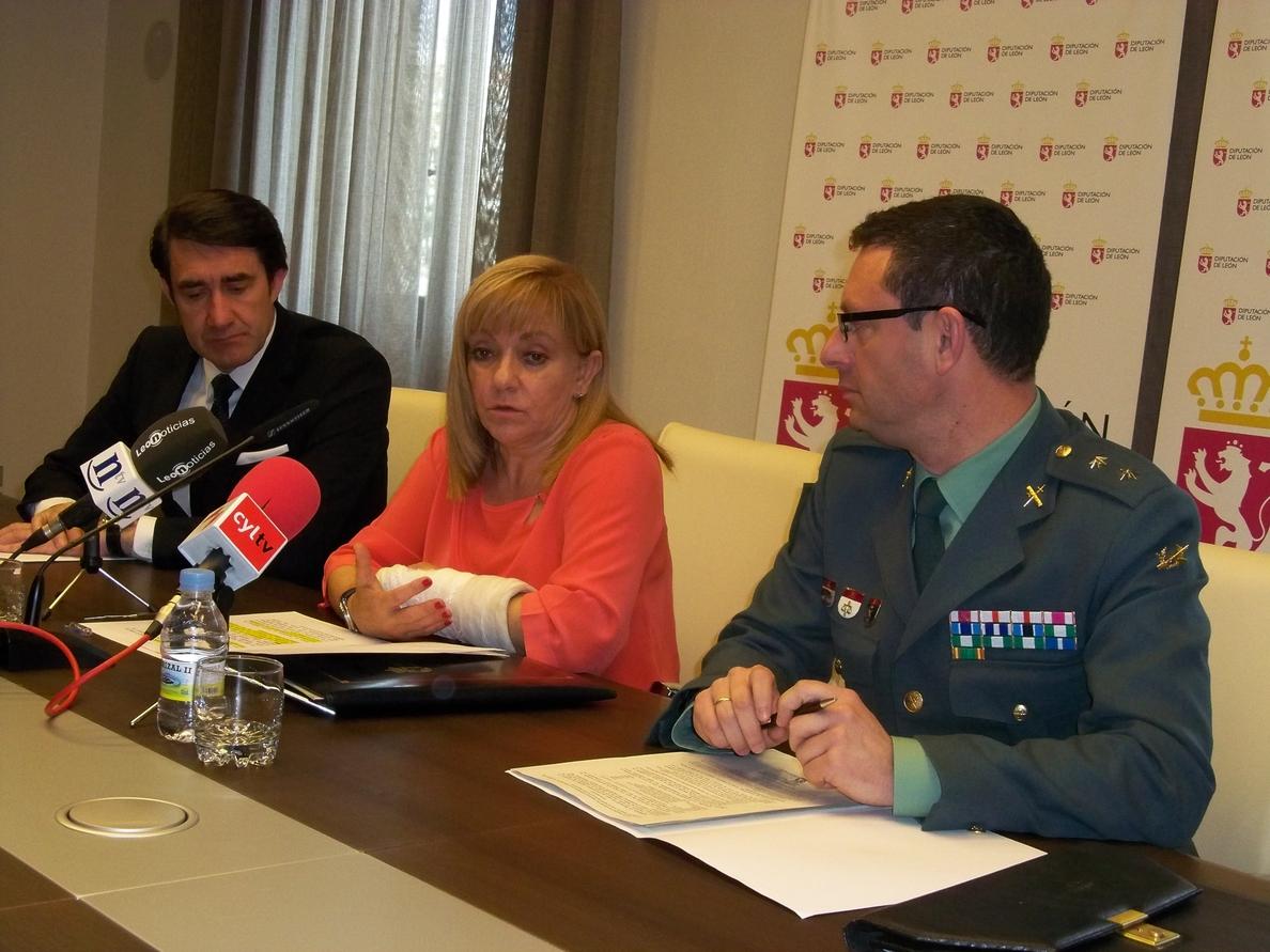 La Diputación de León destina 50.000 euros a acometer obras en cinco casas cuartel de la Guardia Civil