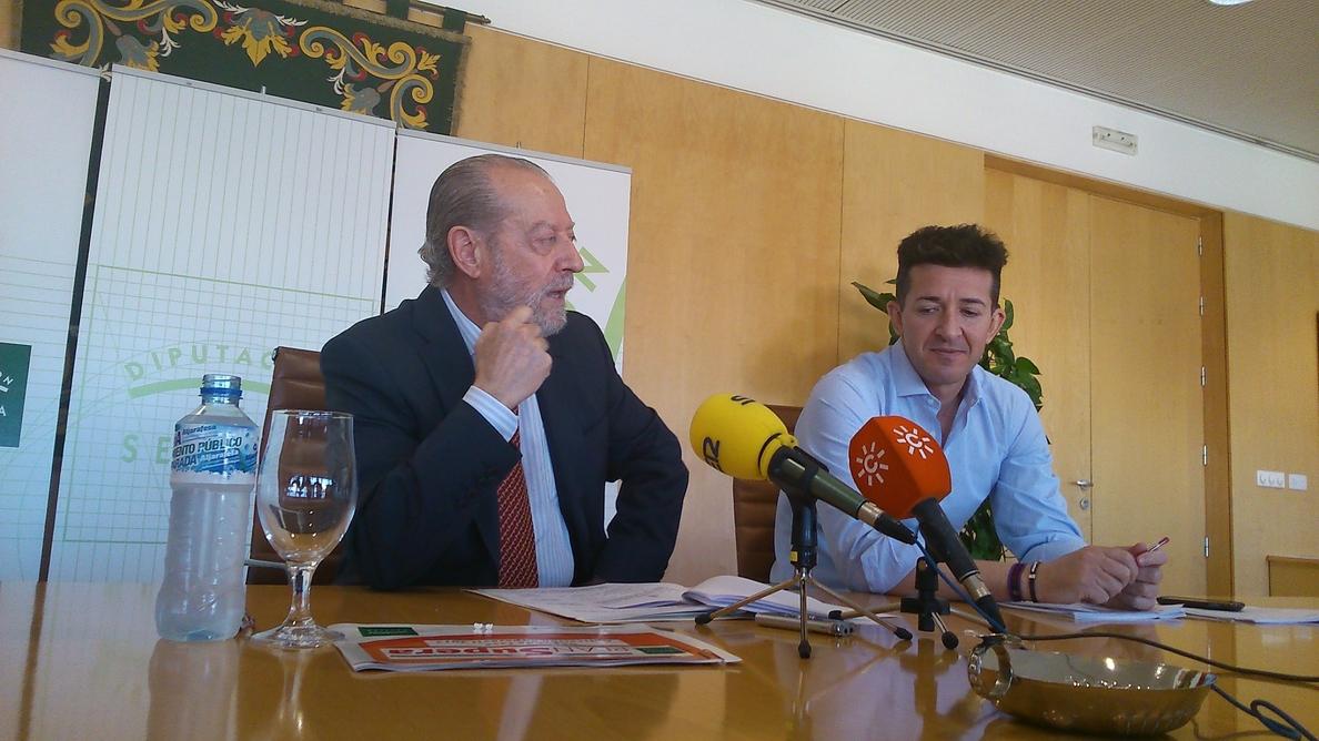 La Diputación contabiliza un superávit de 25 millones en 2013 y prepara otro »Plan Supera» para su aplicación