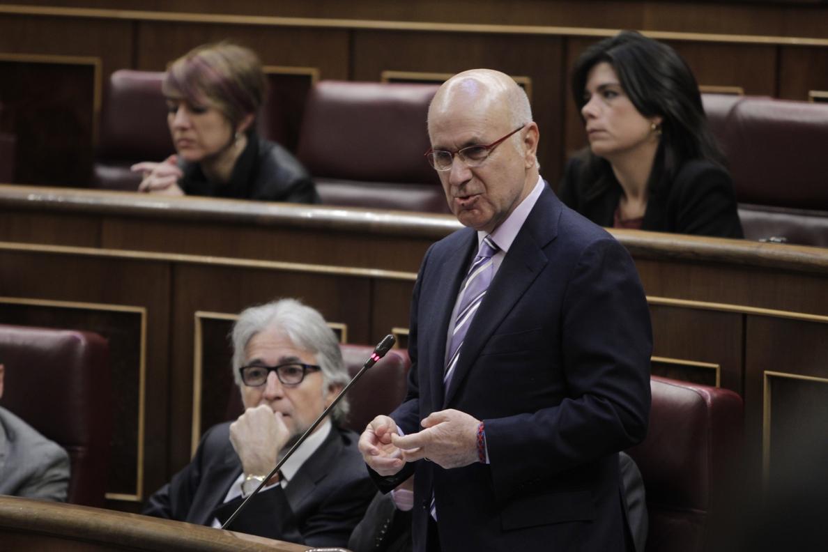 Duran dice que pensará «muy claramente» qué hacer si CiU quiere una declaración unilateral