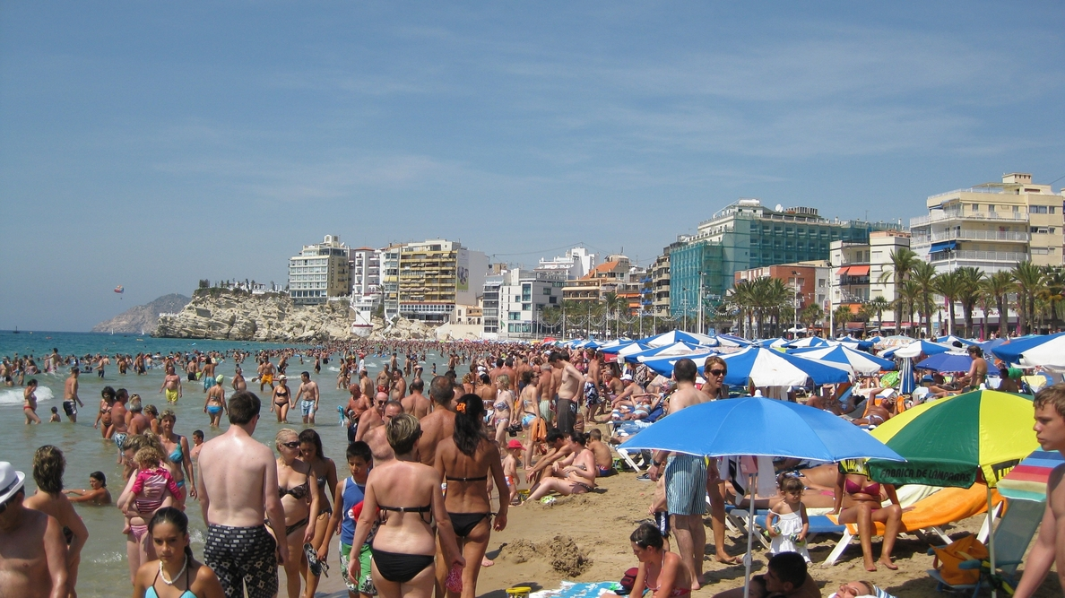España recibirá más de 17 millones de turistas internacionales en el segundo trimestre, un 9,6% más