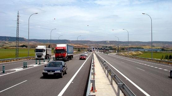 Fomento explotará las autopistas rescatadas para que paguen sus deudas sin ayudas públicas
