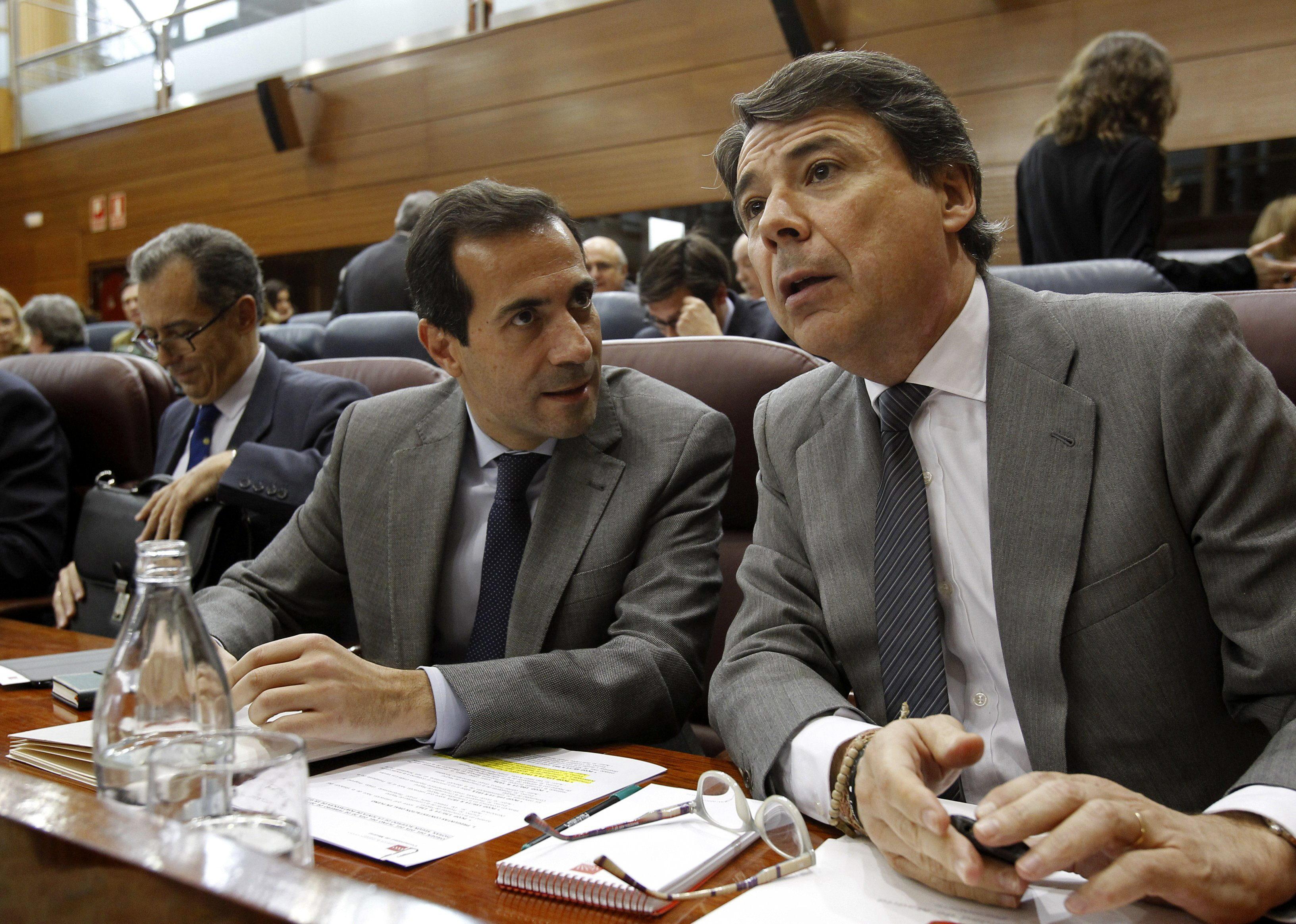 Madrid reclama a Gallardón dinero de las tasas judiciales para pagar la Justicia gratuita