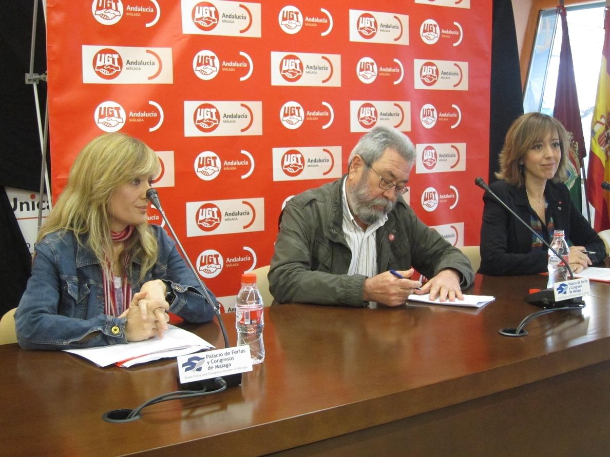 Méndez (UGT) exige «un cambio de rumbo» en política europea y dice que más que candidatos importan las propuestas