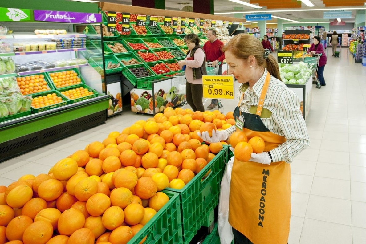 Mercadona invierte cuatro millones en 2013 en la provincia, donde tiene 22 supermercados y 990 trabajadores fijos