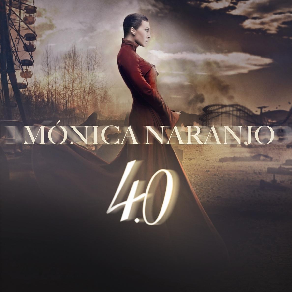 Mónica Naranjo sale de gira y pasará por Sevilla, Roquetas de Mar (Almería) y Málaga