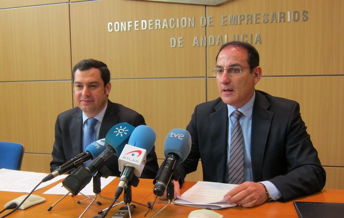 PP-A y CEA destacan el papel de las empresas para generar actividad económica, empleo y sostener los servicios públicos