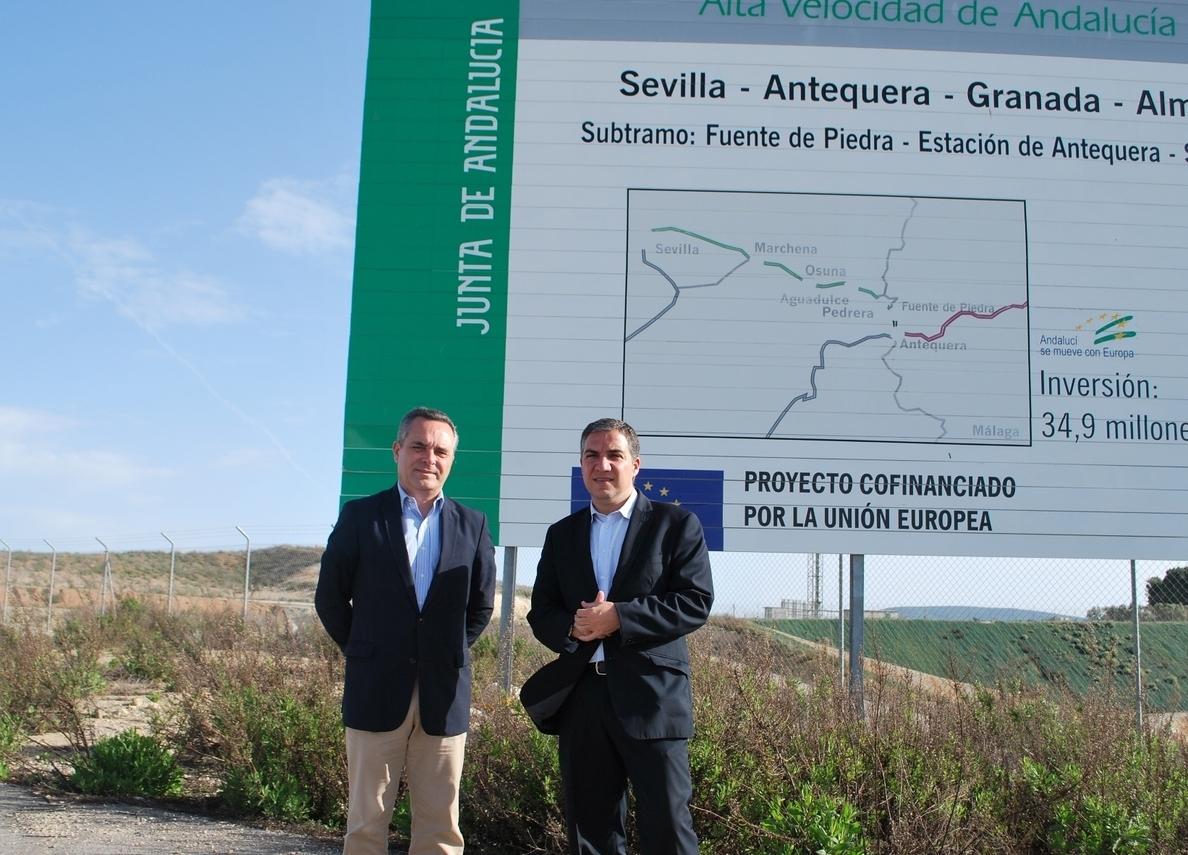 El PP tacha de «despropósito» y de «agresión» para el empleo la paralización del AVE Sevilla-Antequera