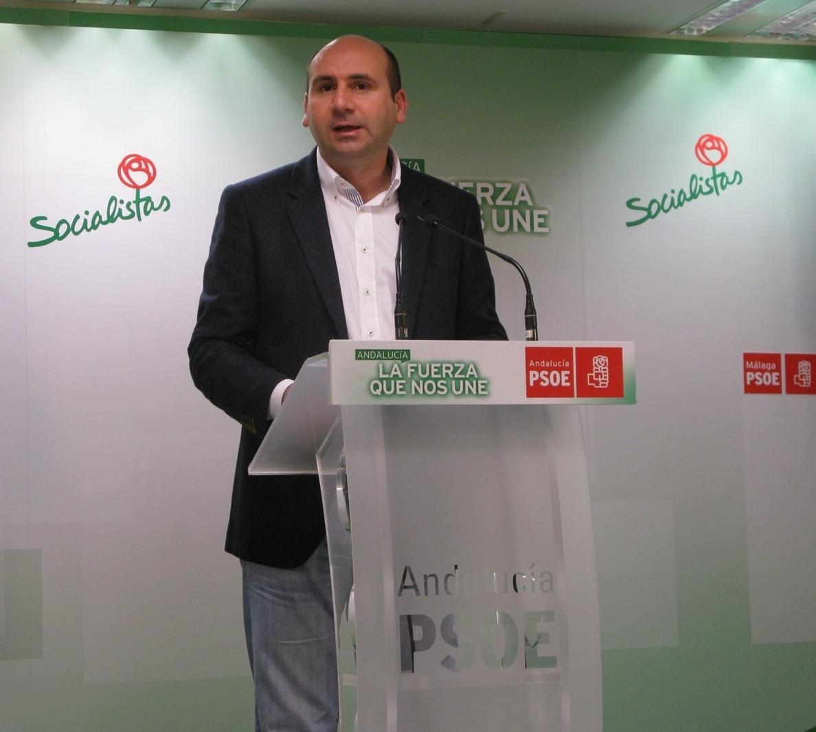 El PSOE-A espera que IU «reflexione» y busque la «legalidad» y la «igualdad de oportunidades»