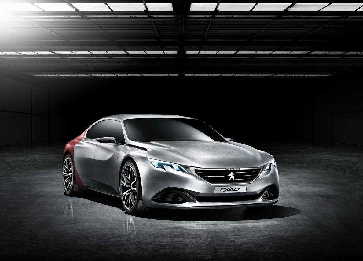 Peugeot presentará el 2008 y el »concept» Exalt en Pekín