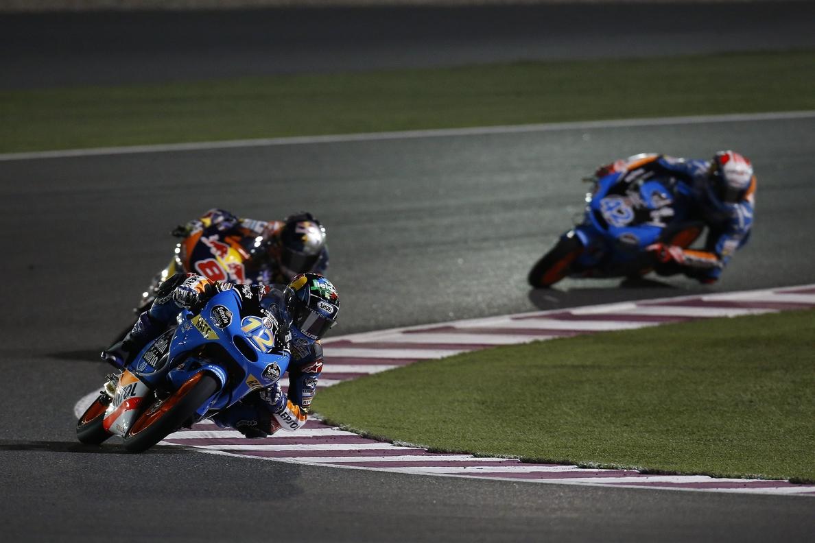 Rabat busca confirmar su fortaleza en Moto2 y Márquez y Rins pelear con las KTM
