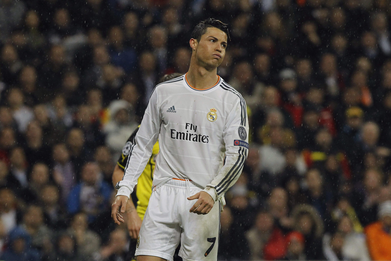 Cristiano sufre una lesión muscular y podría perderse la final de la Copa