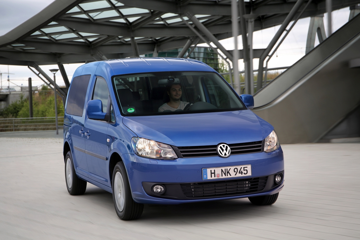 Volkswagen Vehículos Comerciales reduce un 2,3% sus ventas mundiales
