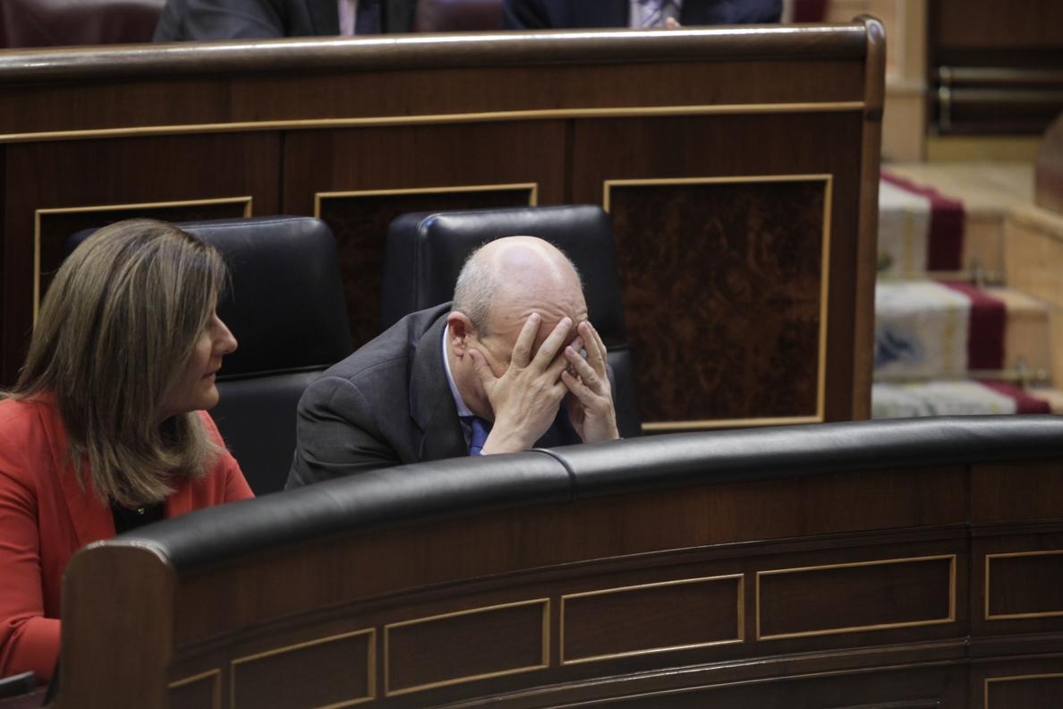 Wert dice no tener nervios ante una posible crisis de Gobierno y apoyará cualquier decisión de Rajoy