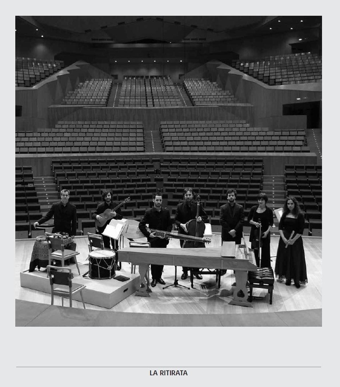 El XIX Ciclo de Música Sacra concluirá con la actuación de »La Ritirata» este viernes en la catedral de Badajoz