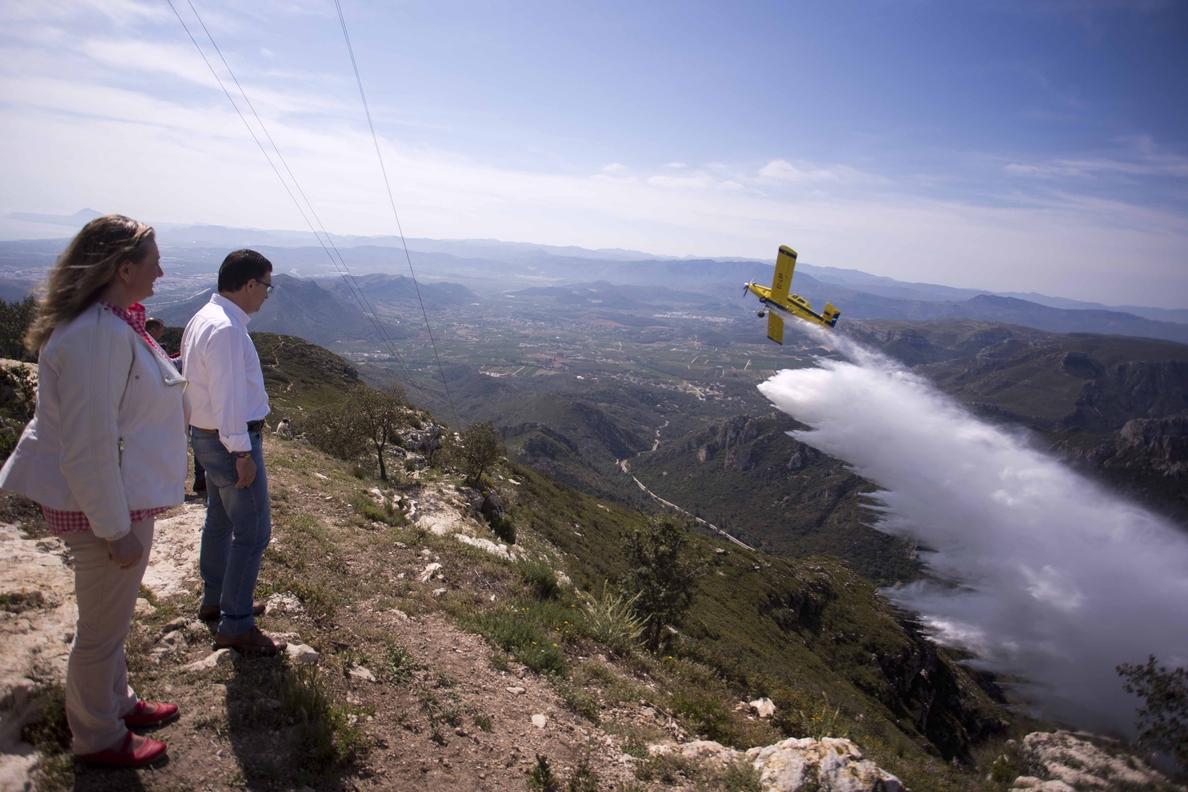 Castellano apela al uso responsable de parajes naturales para compatibilizar el ocio con el respeto al medio ambiente
