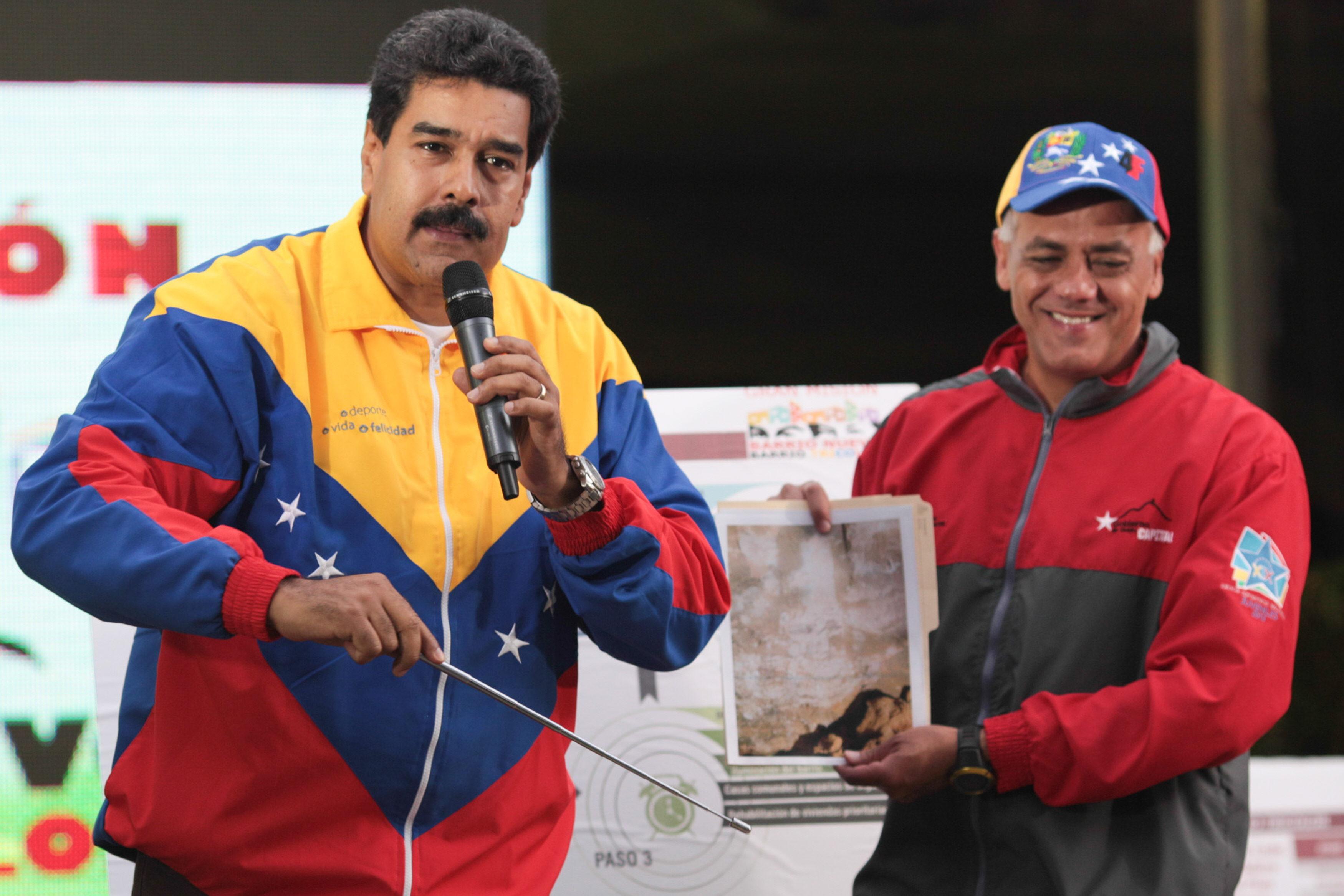 Las 20 frases de Nicolás Maduro en su primer año en el poder
