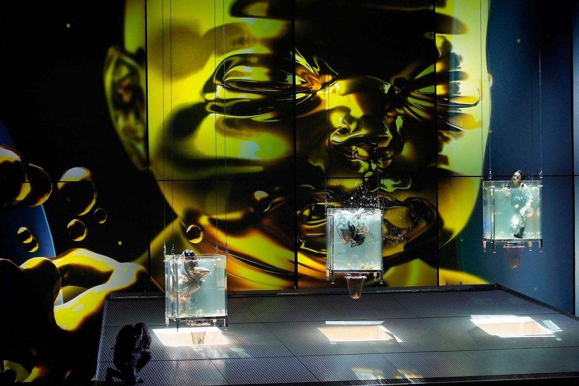 »El Anillo del Nibelungo» del Palau de les Arts triunfa en EEUU