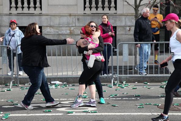 Boston blinda su maratón con una política «sin mochila» y el doble de policías