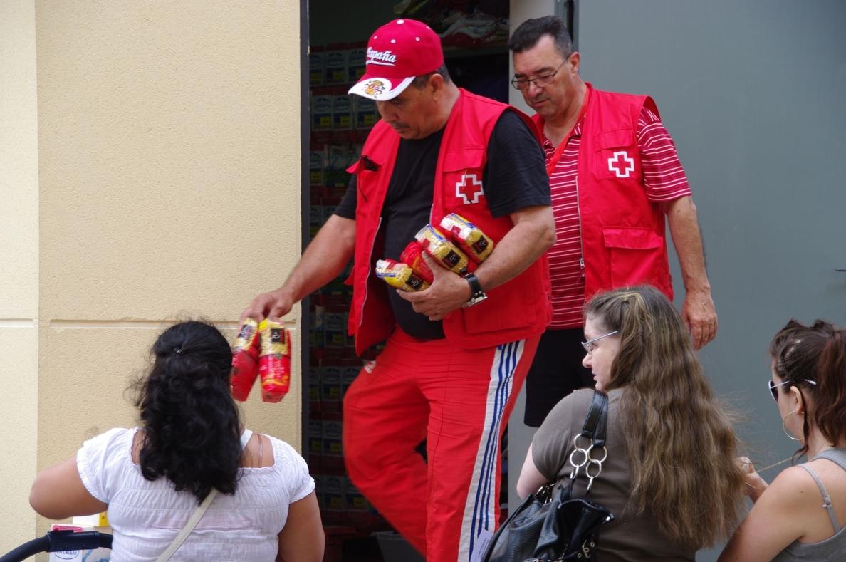 Cruz Roja Teruel consigue 75 nuevos socios en tres días gracias a su campaña de captación