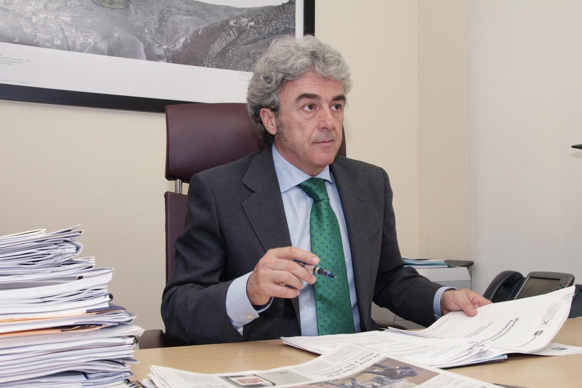 Esteban ve a Cospedal en un momento de «madurez política» y destaca su peso en la negociación de los planes hidrológicos