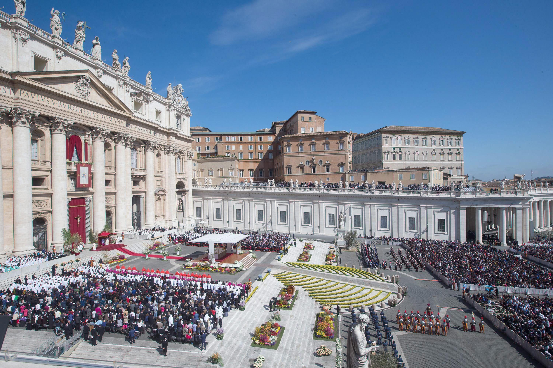 El papa Francisco pide la paz mundial e insta a la reconciliación en Venezuela