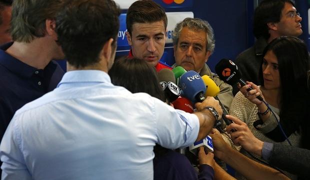 Gabi: «El Atlético se ha ganado el derecho a soñar con Liga y Champions»