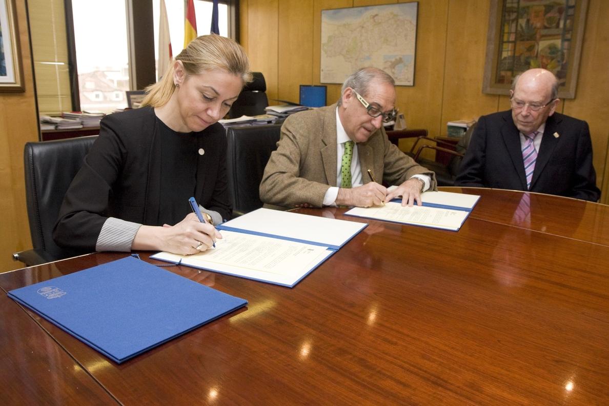 El Gobierno destina 24.800 euros a la formación de los diplomados y licenciados en empresariales