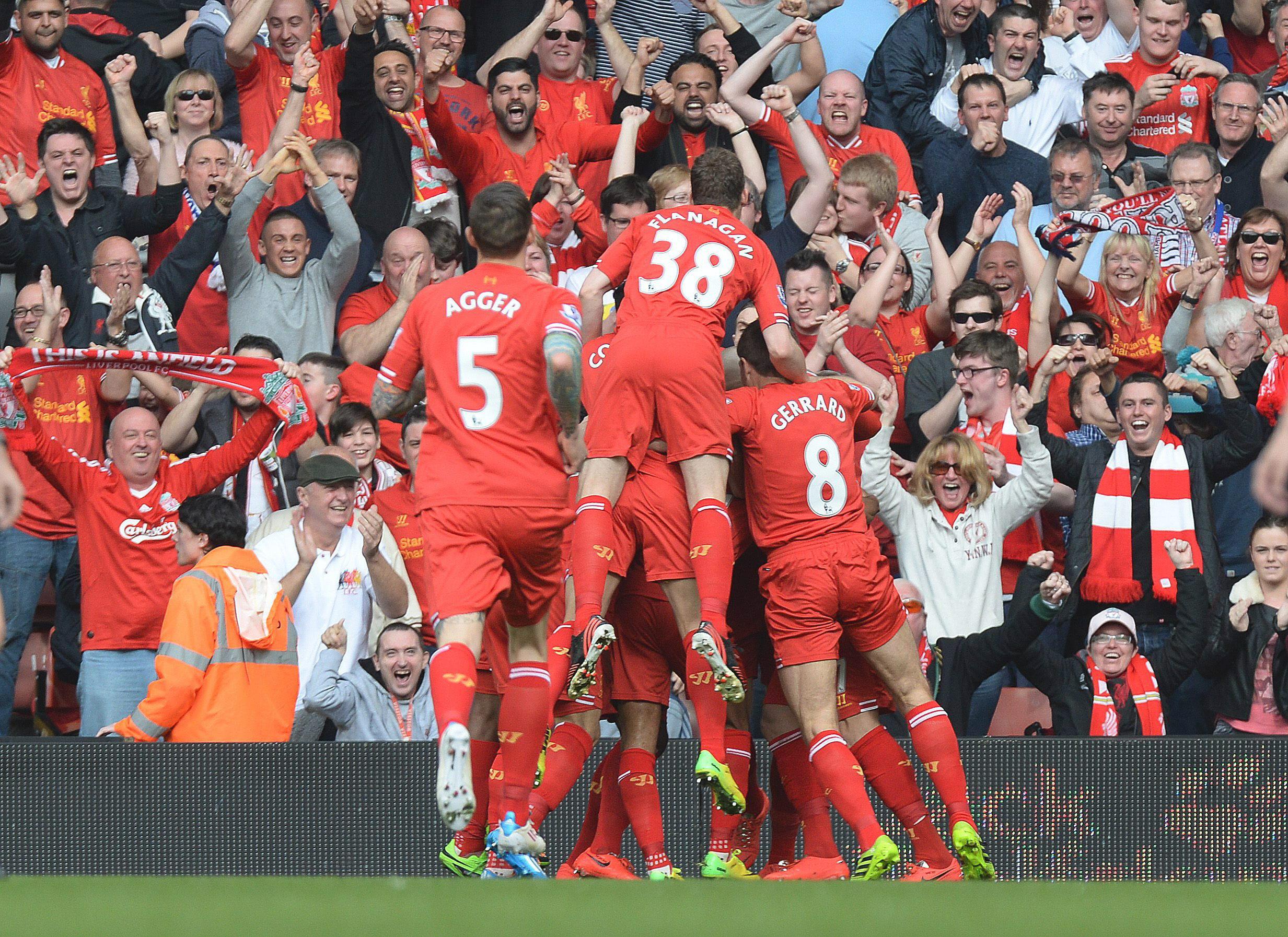 El Liverpool vence en Norwich y da un pasito más hacía el título de la Premier