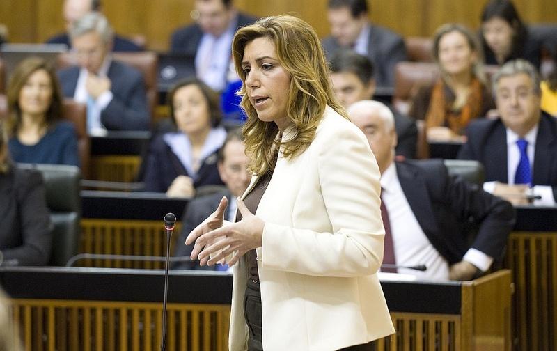 Susana Díaz vuelve a descartarse para las primarias y seguirá en Andalucía