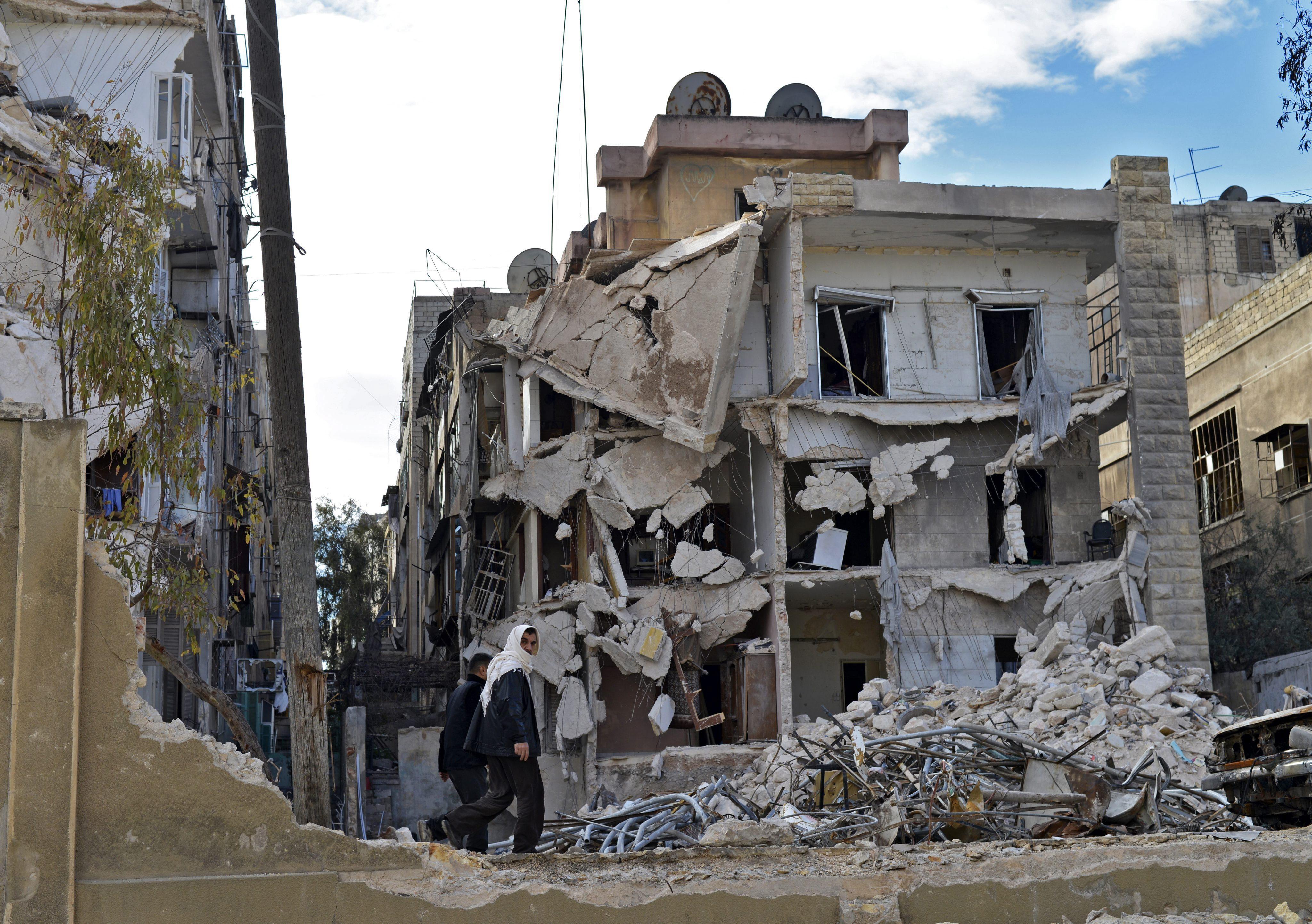 Más de 1.200 sirios buscan refugio en Jordania en las últimas 72 horas