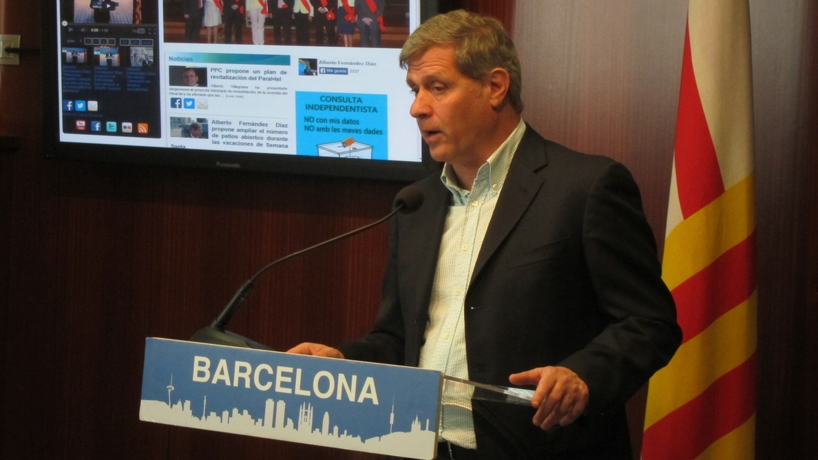 El PP pide a Trias que exija a inmigrantes de Barcelona «cumplir con sus obligaciones»