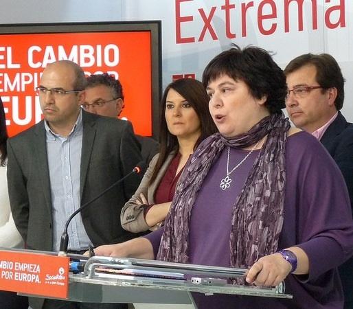 El PSOE cree que Cañete desprecia las política de igualdad al comparar a las mujeres con el regadío