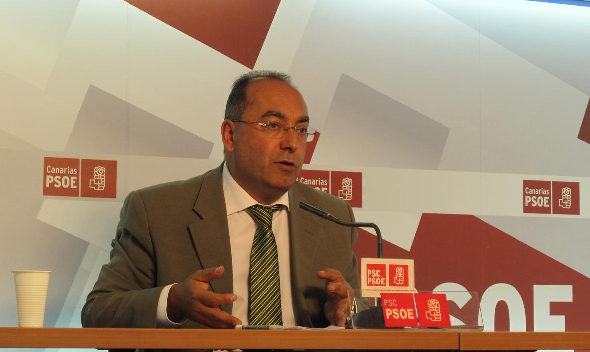 El PSOE llevará al Parlamento de Canarias su apuesta por un nuevo Estatuto de Autonomía