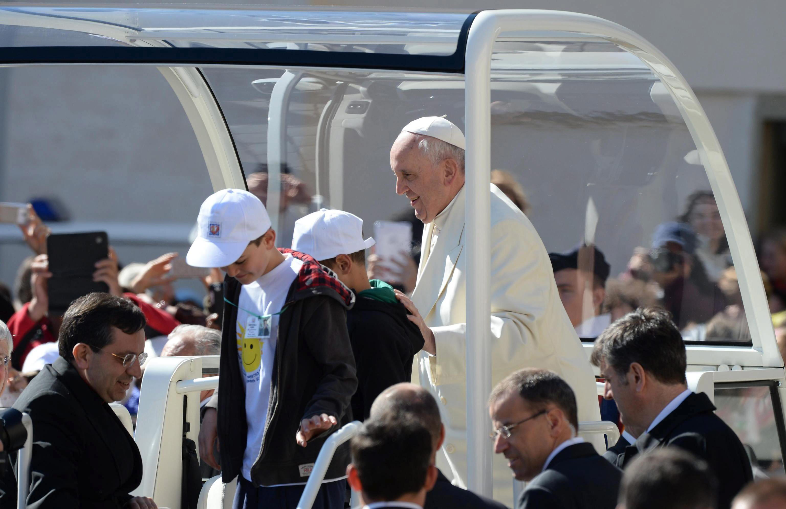 La homilía completa del Papa Francisco en la vigilia de Pascua en el Vaticano