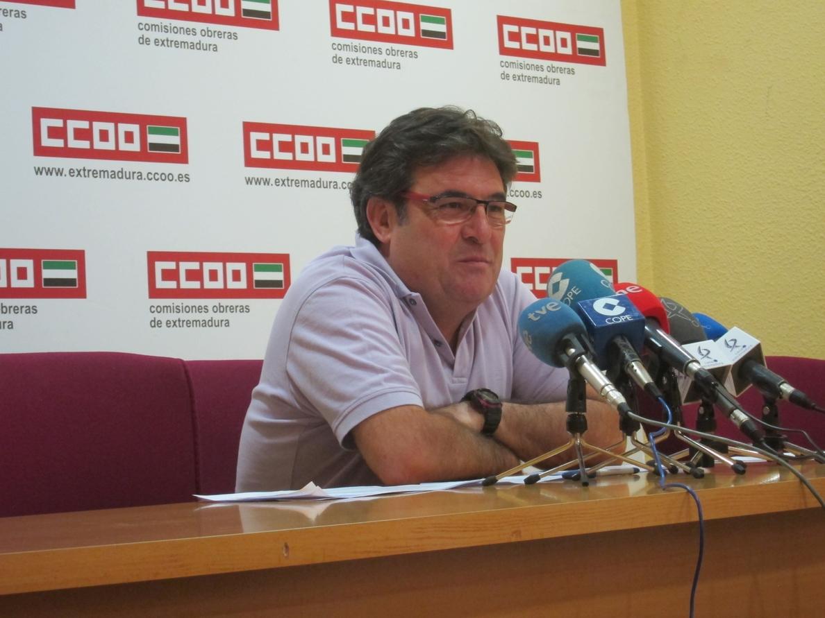 Los retenes del Plan Infoex inician este lunes una serie de marchas convocados por CCOO para «dignificar» la profesión
