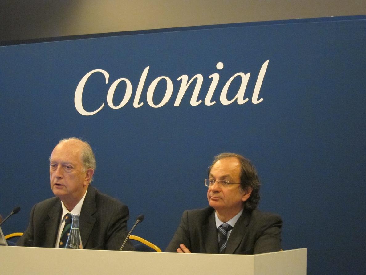 Los fondos se hacen de oro en Colonial antes de la ampliación de 1.266 millones