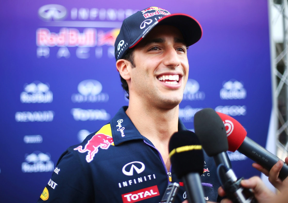 Ricciardo (Red Bull): «Hemos estado muy cerca de subir al podio»