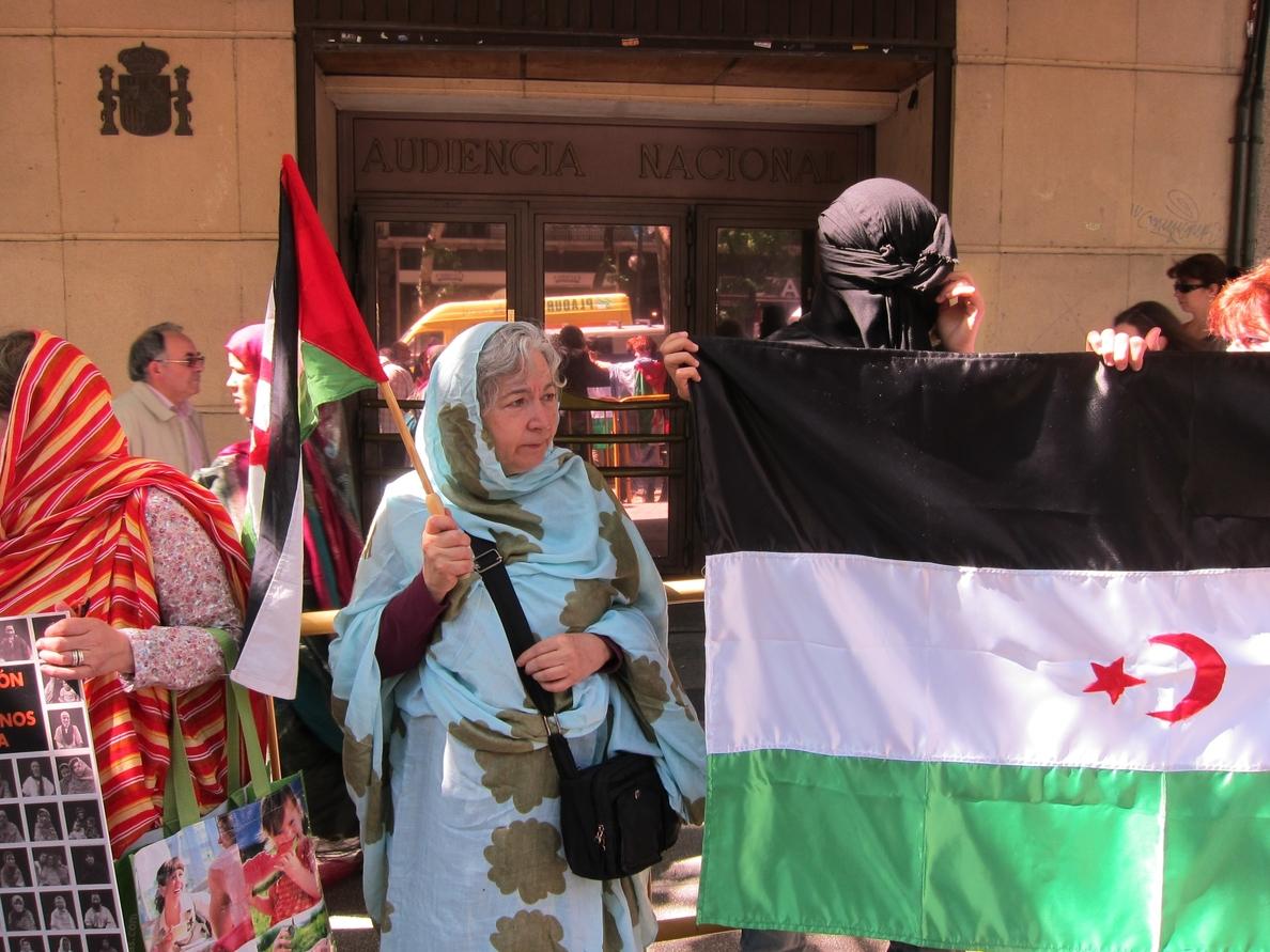 El TEDH resuelve el próximo martes la demanda contra España de 30 saharauis a los que se negó asilo