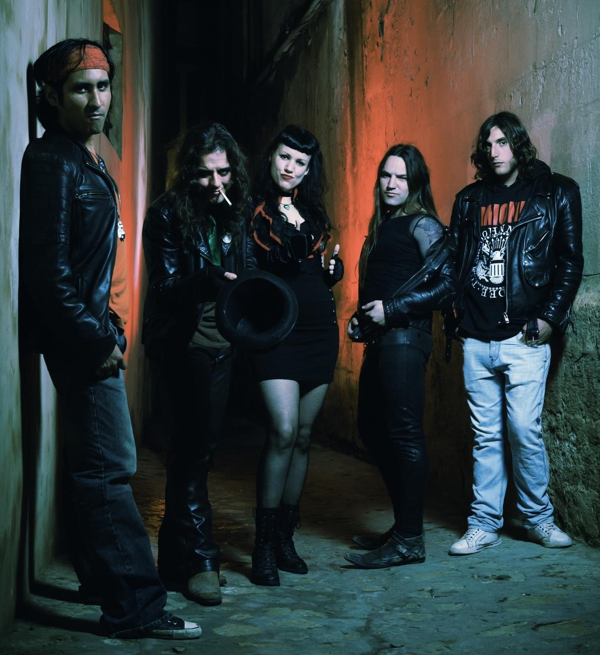El nuevo álbum de The Monster Ones, que se presenta este sábado 26, tiene «hard rock, punk, country y hasta un blues»