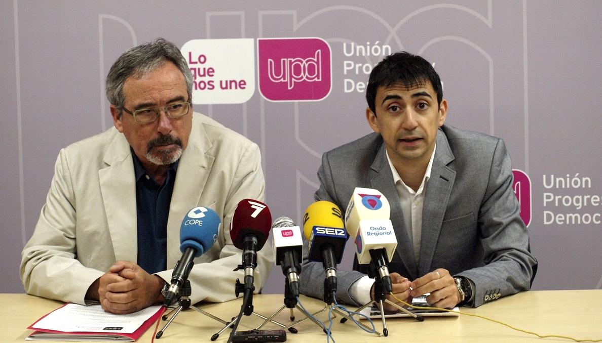 UPyD afirma que «el Bando de la Huerta nunca será referente turístico fuera de la Región celebrándose un martes»