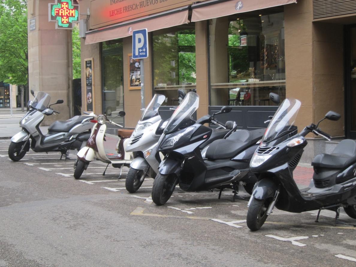 El precio medio de las motos de ocasión baja un 3 por ciento hasta 3.301 euros en La Rioja