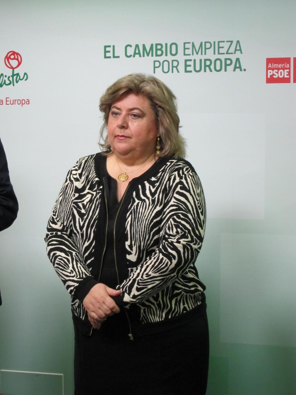Aguilera (PSOE-A) considera «muy difícil, pero no imposible» poder cometer fraude con ayudas provenientes de Europa