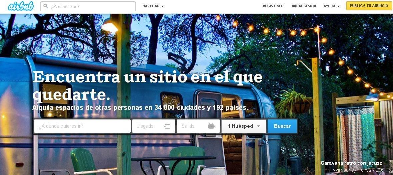 Airbnb cierra una nueva ronda de financiación por 325 millones de la firma TPG