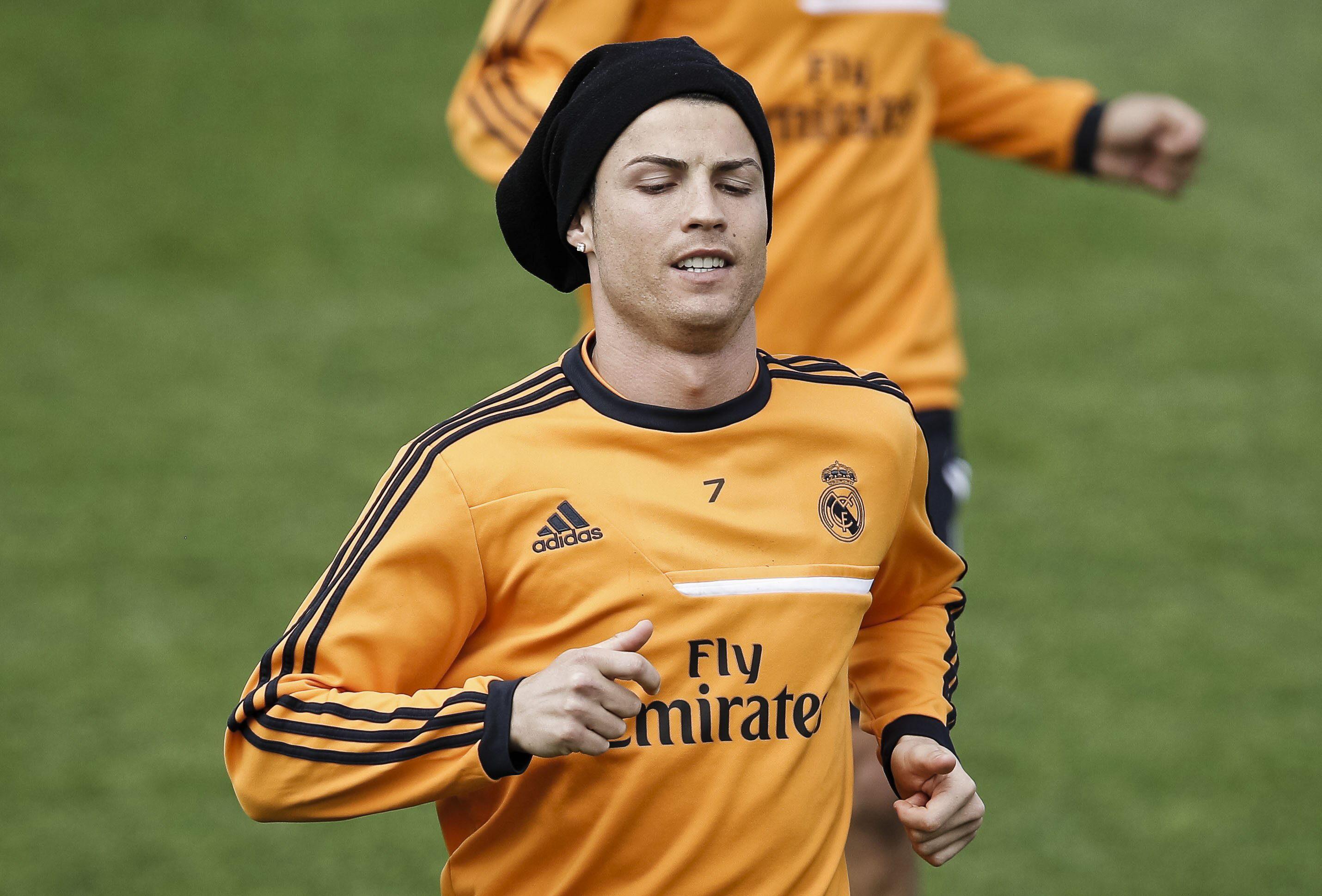 Cristiano Ronaldo confirma que está en condiciones de jugar contra el Bayern