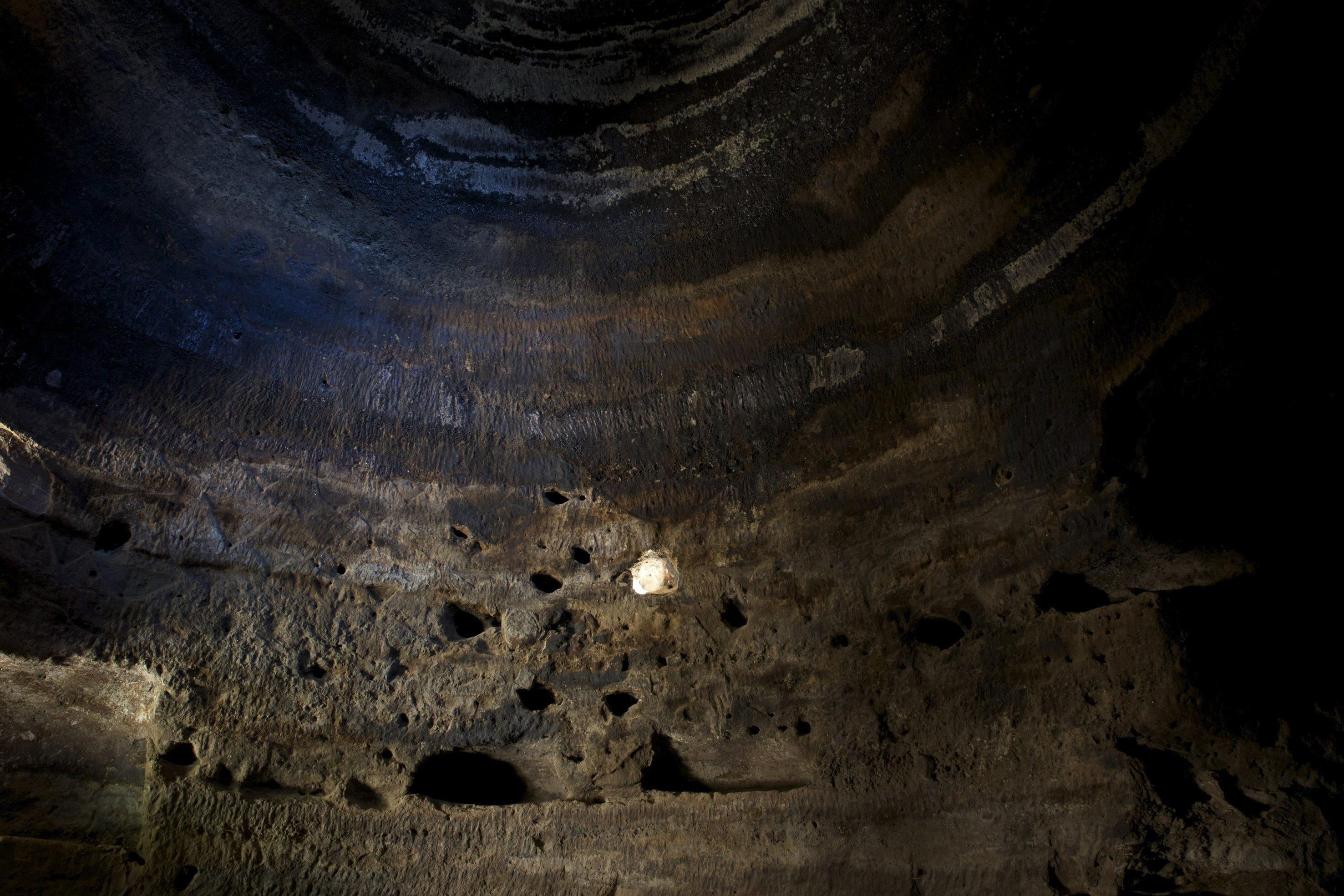 Artevigua, el templo perdido de los canarios que busca protección de la Unesco